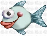 El pez travieso
